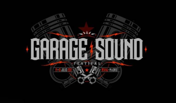 We're playing GARAGE SOUND FESTIVAL