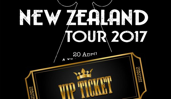 New Zealand VIP Experience Ticket upgrades