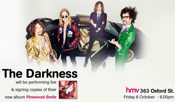 Pinewood Smile Release Live at HMV!