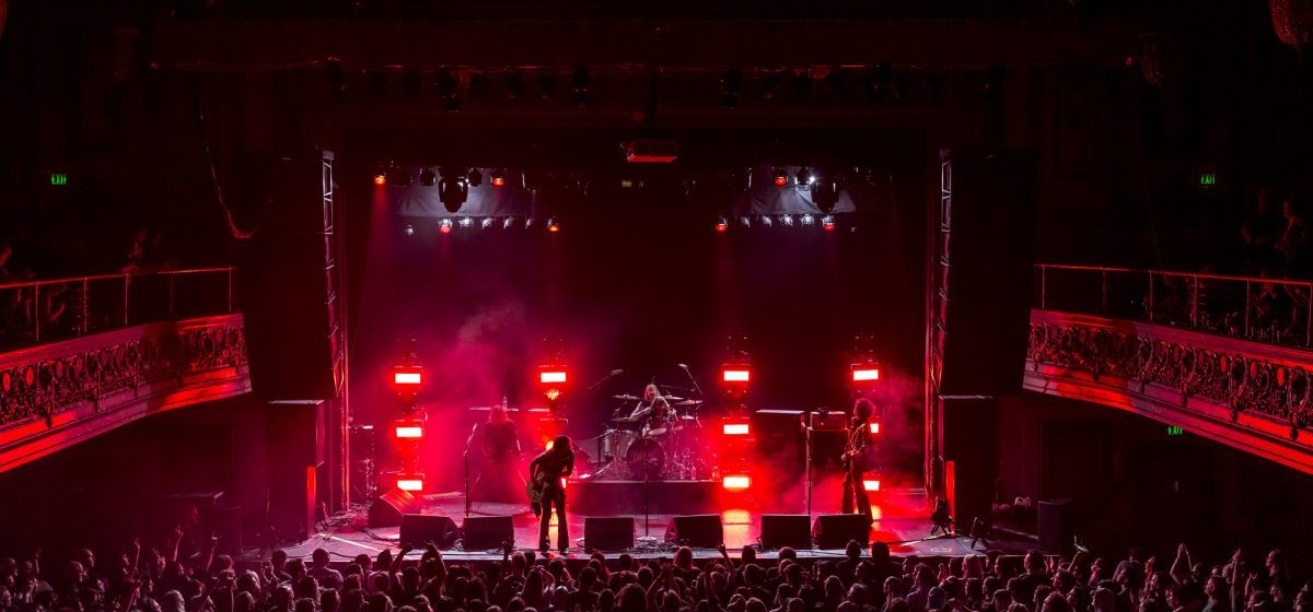 Regency Ballroom San Francisco Gallery and Review!
