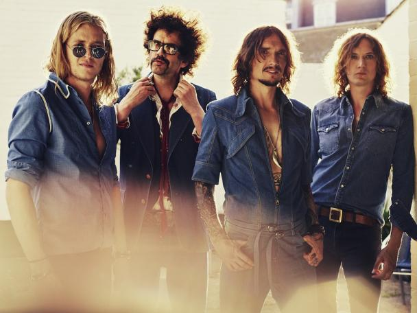 Justin Hawkins interview, Christmas, British Bake Off and More via Clash Magazine