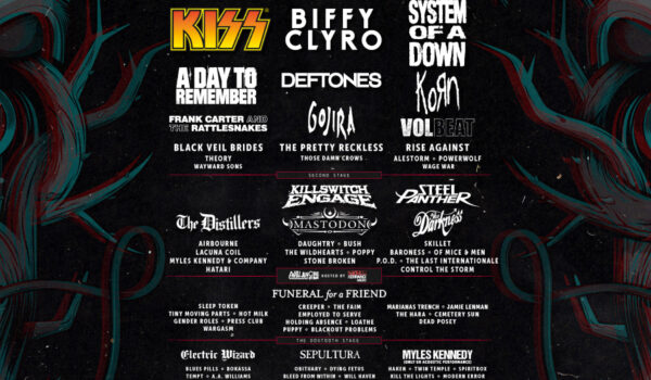 The Darkness Announced for Download Festival, June 2021!