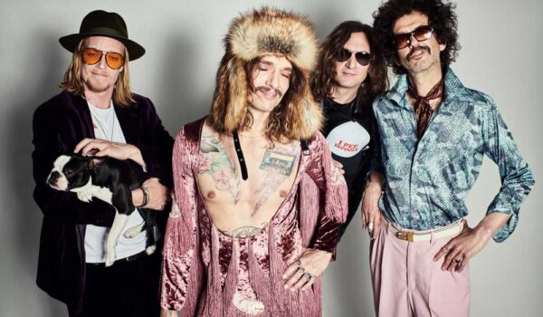 The Darkness Announce European Tour Dates for 2022!