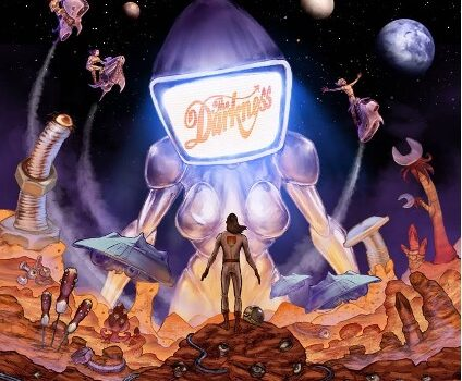 The Darkness announce new album ´Motorheart´and UK tour 2021!